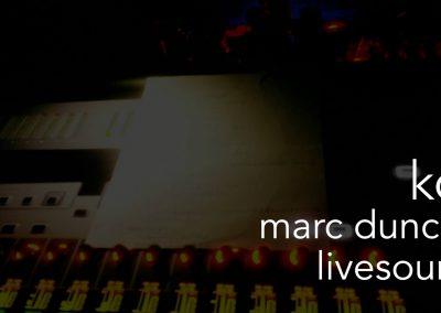 Marc Duncan   Livesound