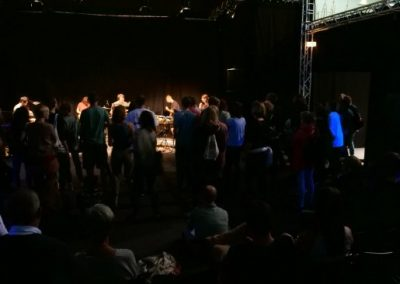 kcr live - clash of arts @ hangar 21 detmold