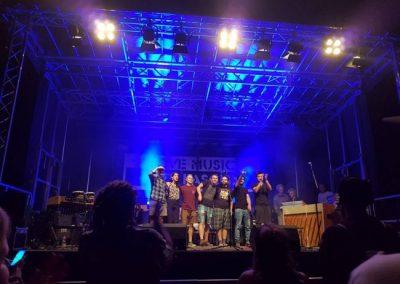 kcr live - gude vie festival & umsonst und draußen @ fulda & porta westfalica