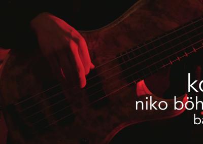 Niko Böhm   Bass